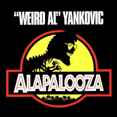 #Weird al #yankovic - #alapalooza  1999 us cd * new *,  View more on the LINK: 	http://www.zeppy.io/product/gb/2/311645998233/