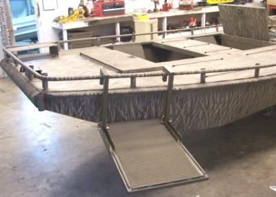 Dog Boat Ladder Plans | Boat work | Pinterest | Boating