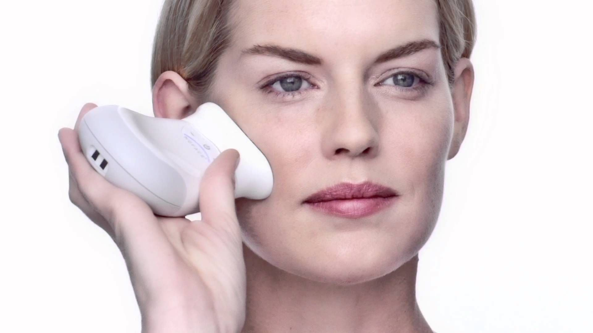 how to use nuface red light therapy