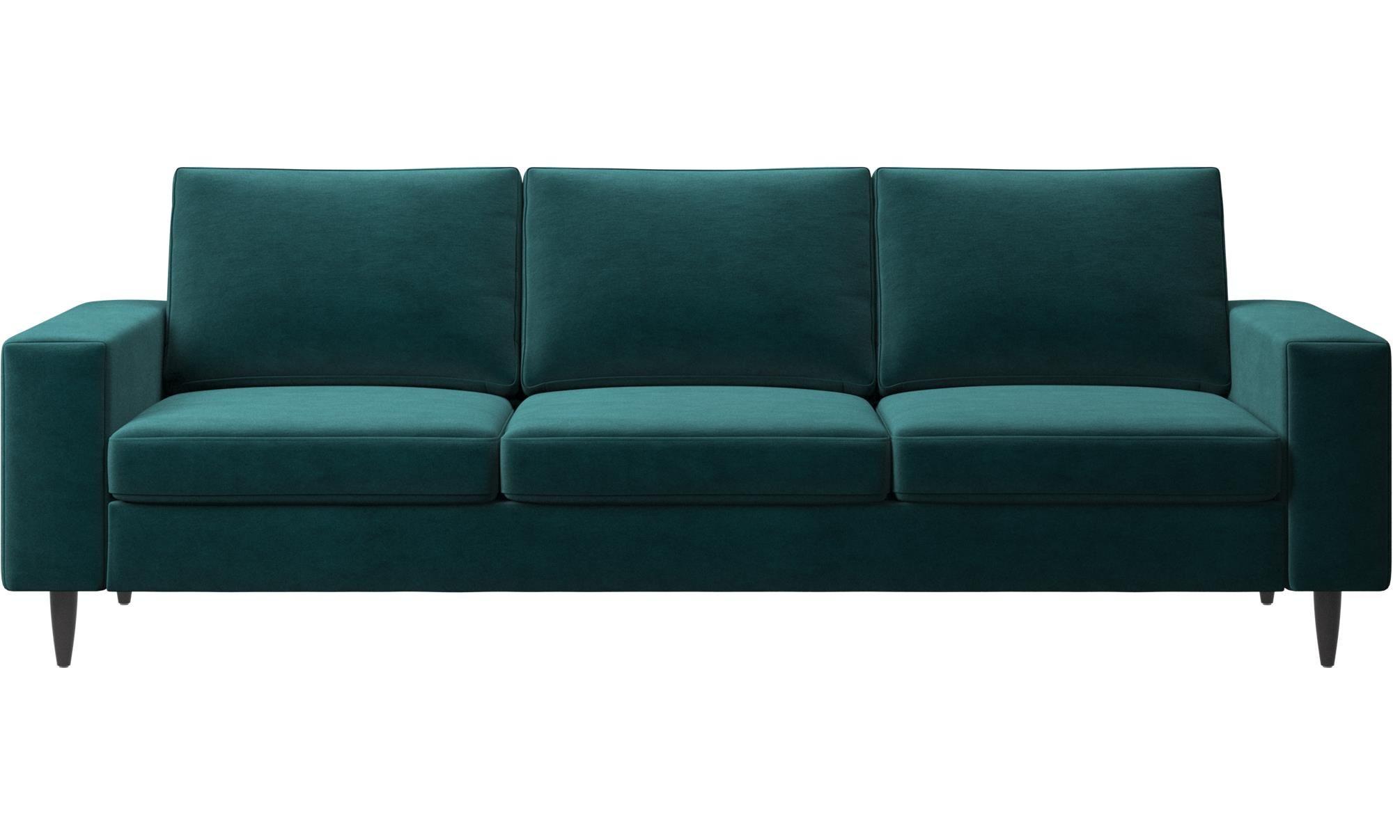 Indivi Sofa 3 Seater Sofa Sofa Grey Lounge
