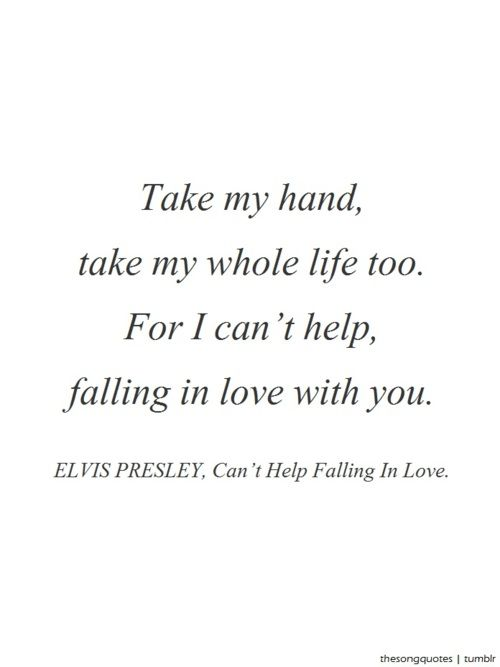 Love Quotes : Cute Love Song Quotes Tumblr | Song quotes ...