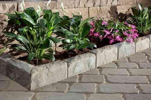 explore idee deco home decoration and more plantes de jardin et bordures en pierre - Pierre De Jardin Decorative