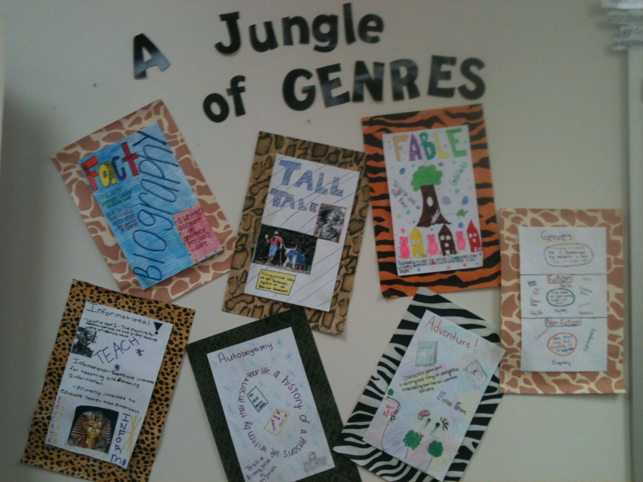 Classroom Jungle Theme A Jungle Of Genres Surround
