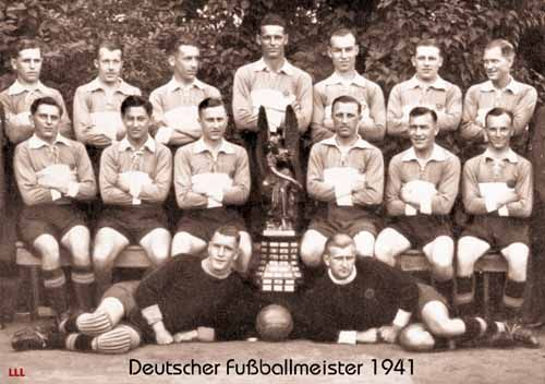 Rapid Wien Deutscher Meister