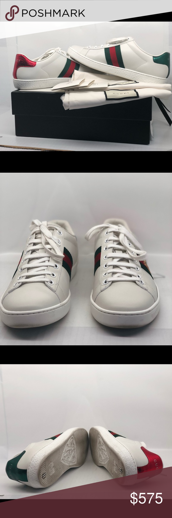 Gucci-Ace embroidered sneaker Gucci-Ace