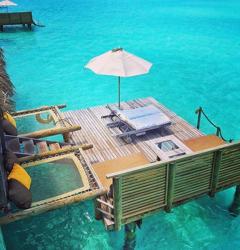 Gili Lankanfushi Resort - Private Watervilla http://www.theprivatetravelcompany.co.uk/hotels/gili-lankanfushi/