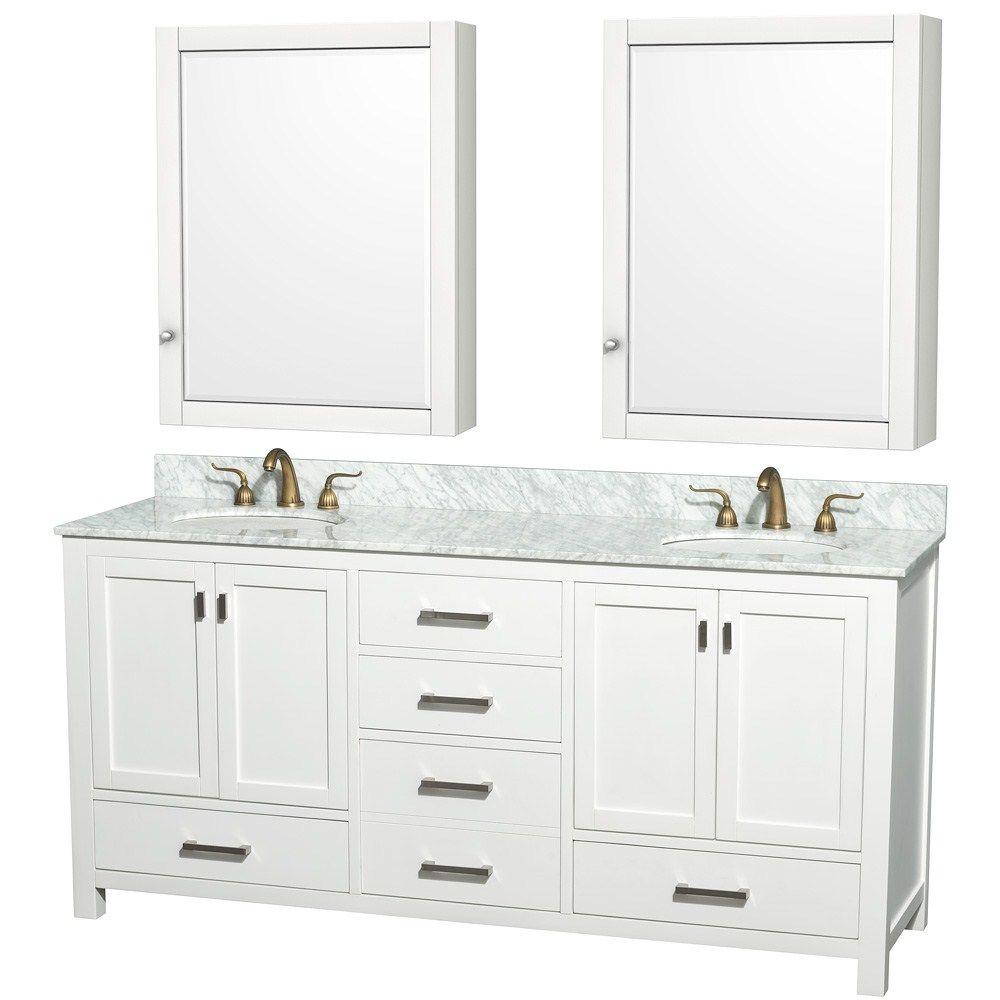 54 Bathroom Vanity Craftsman Style Bathroom Cabinets Restoration Hardware Style  Bathroom Vanities