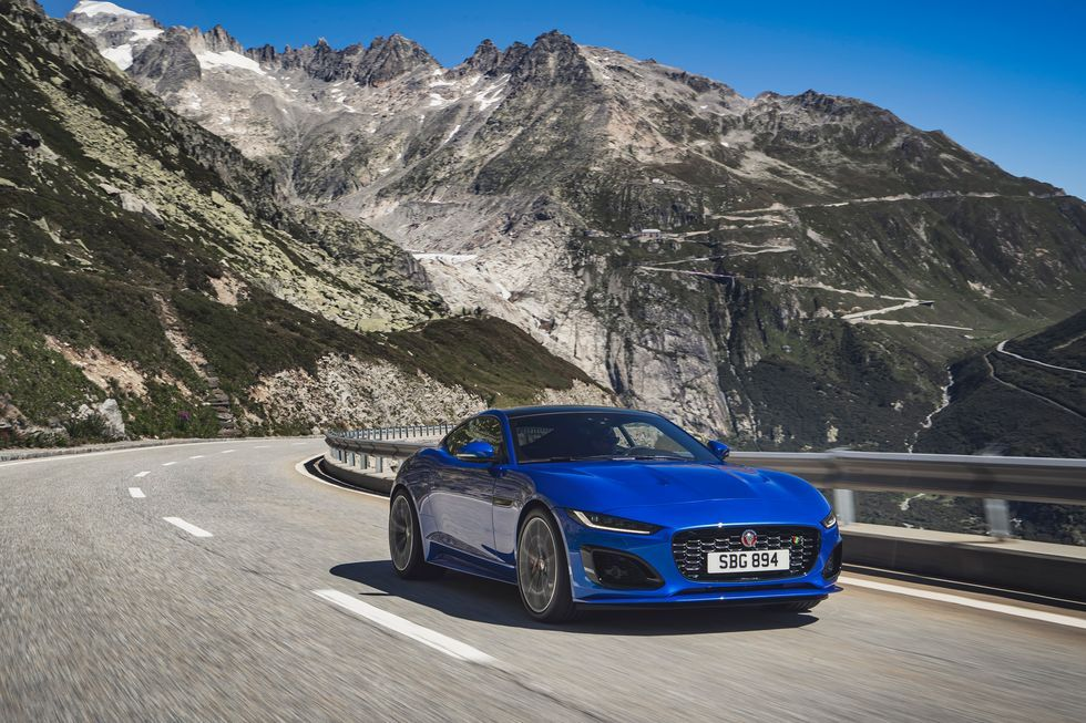 2021 Jaguar Ftype Review, Pricing, and Specs Jaguar f