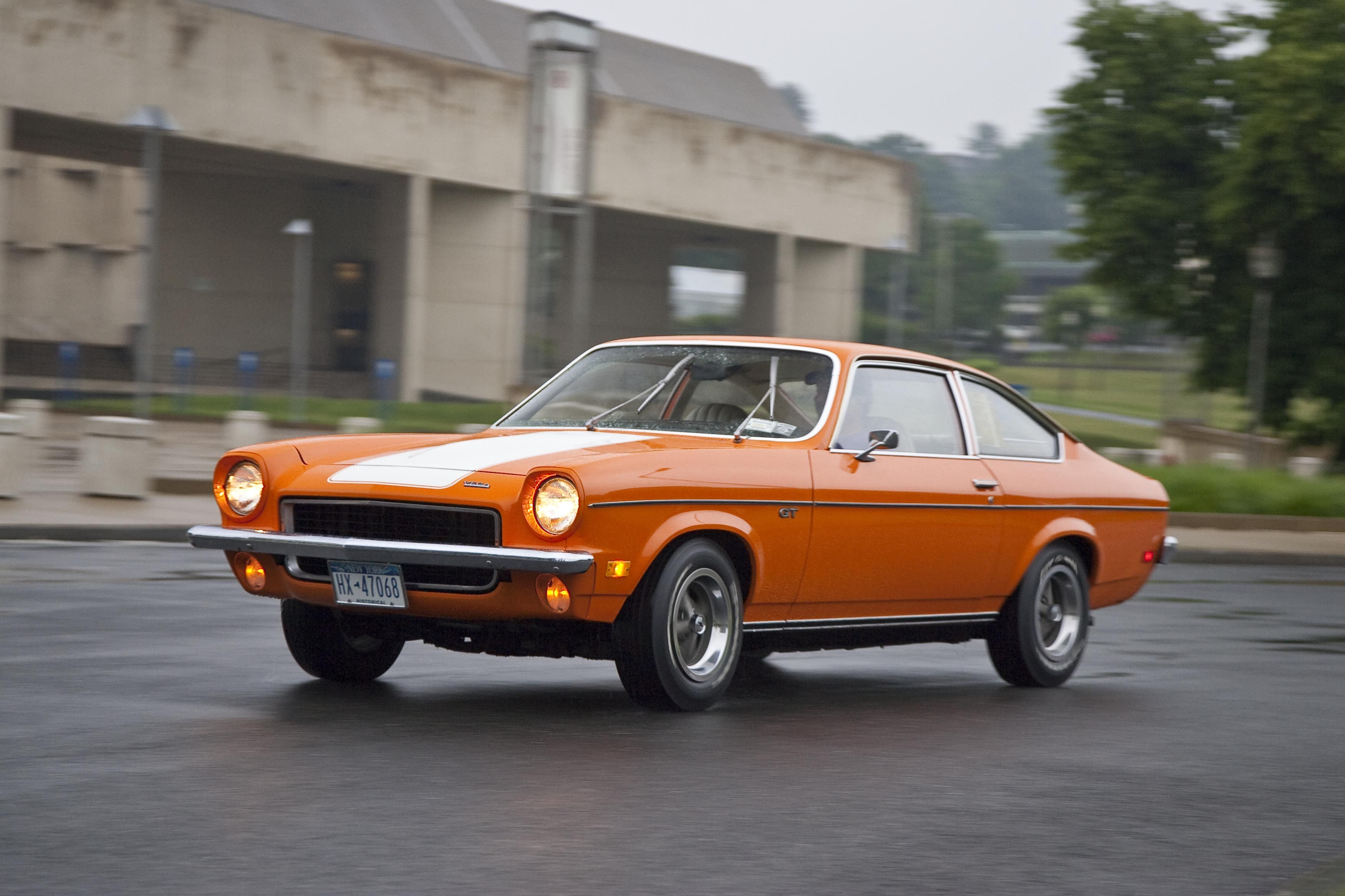 1973 Chevrolet Vega 73GT Long Island, NY owned by