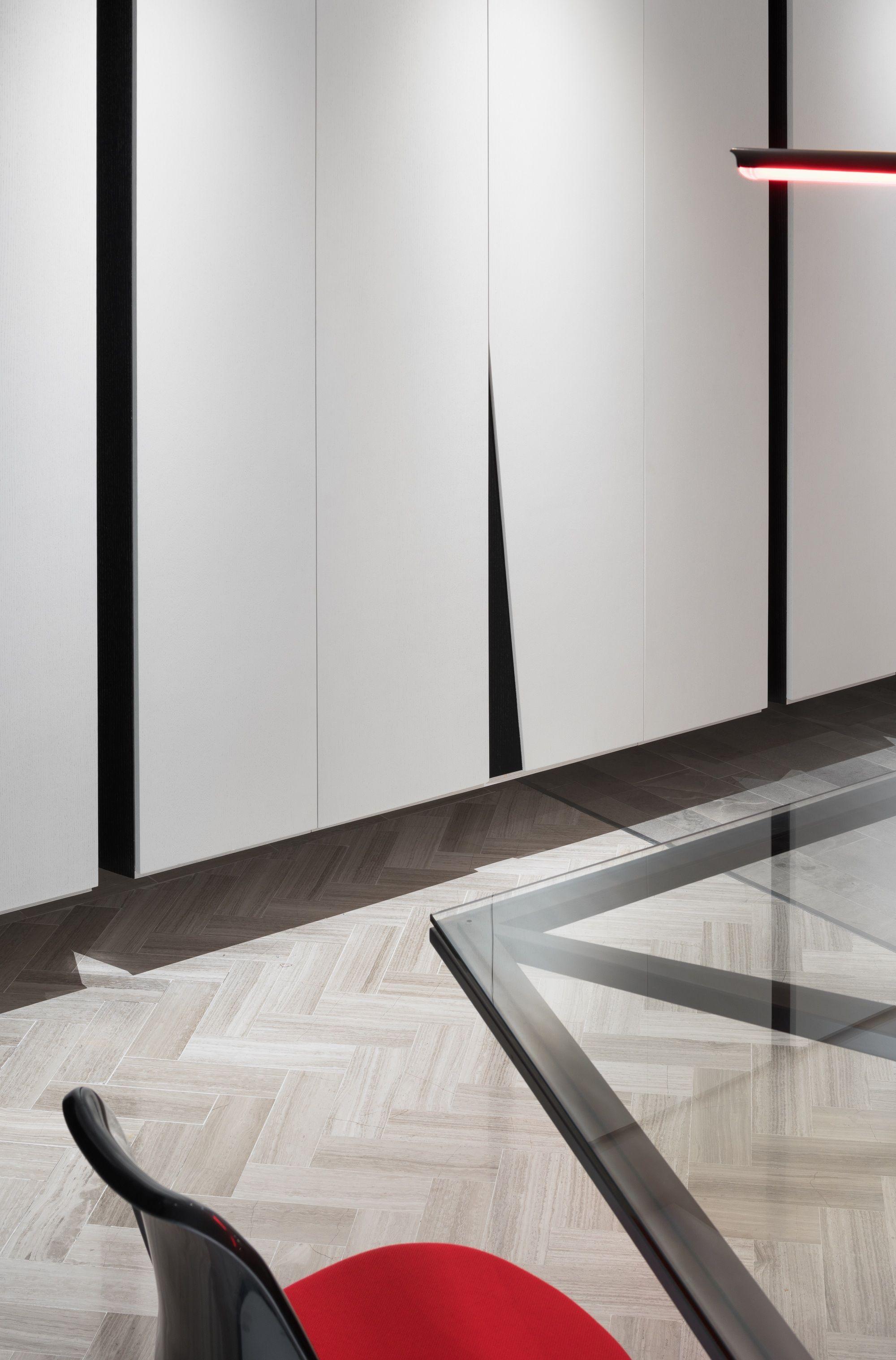 Star wars home white interior design