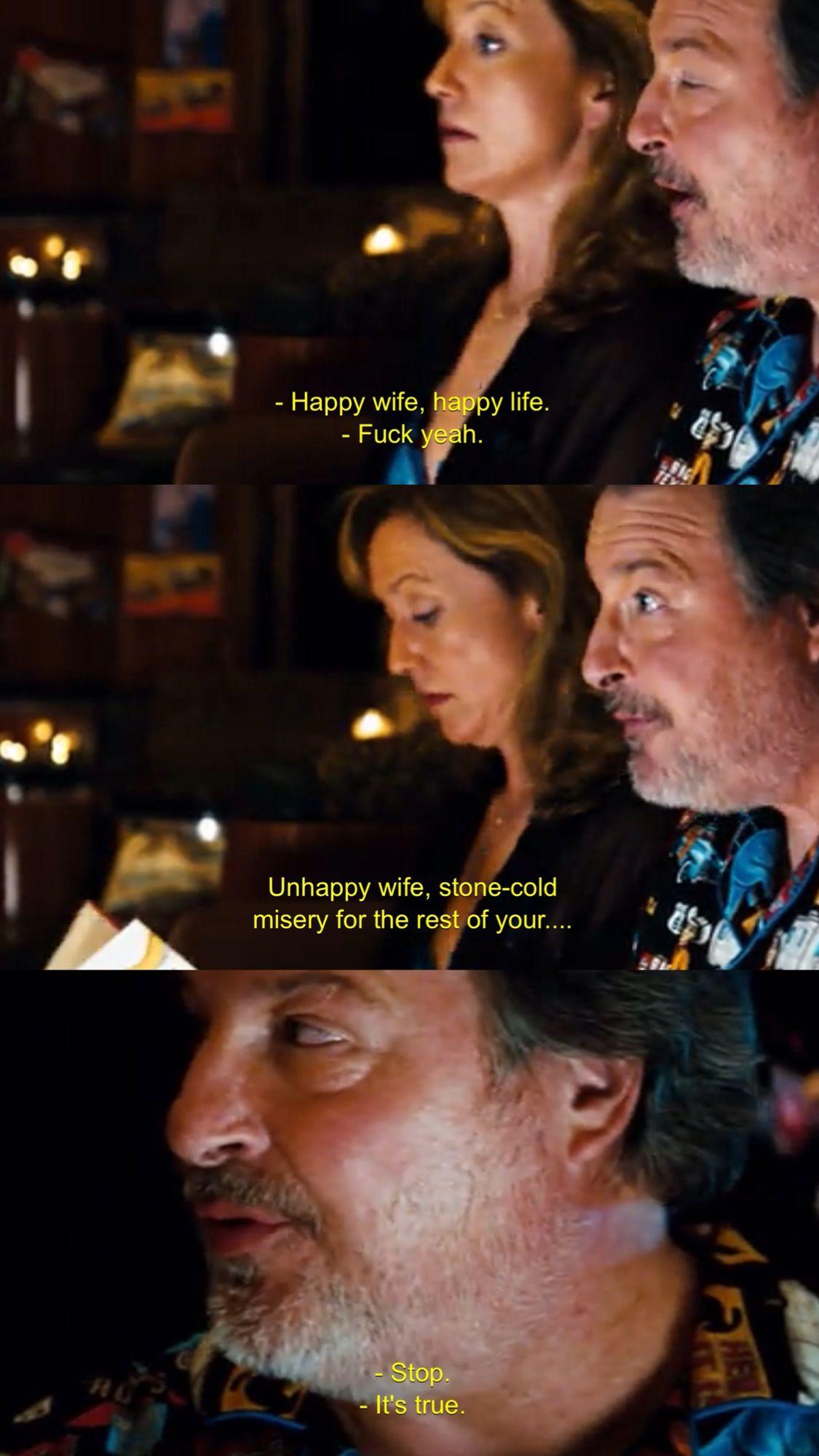 Movie Life Quotes Happy Wife Happy Lifetransformers Dark Of The Moon  Tv