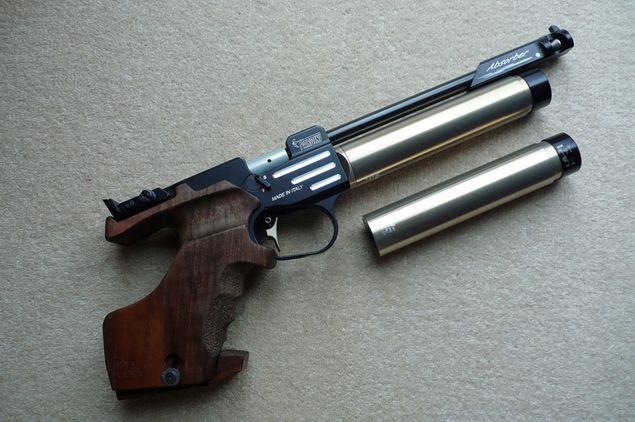 Pardini K12 junior  177 Air pistols Type Air Guns Category Air