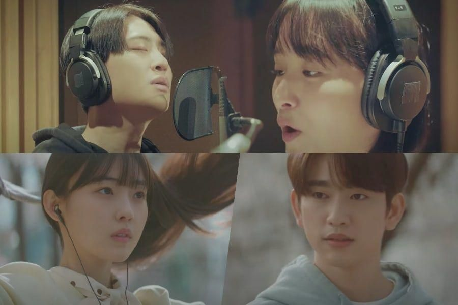"Watch: GOT7's Youngjae And Choi Jung Yoon Sing ""Fall In Love"" For OST Of Drama ""When My Love Blooms"" Starring Jinyoung"