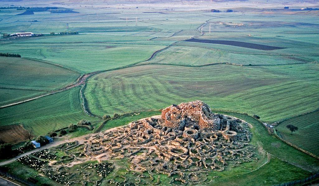 Image result for Sardinia: Su Nuraxi di Barumini