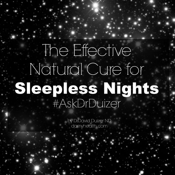 This complete guide includes the best natural remedies for sleepless nights. Get to sleep faster, stay asleep longer and wake up feeling rested.