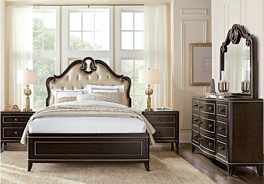 Image result for champagne bed set Interior Design Pinterest