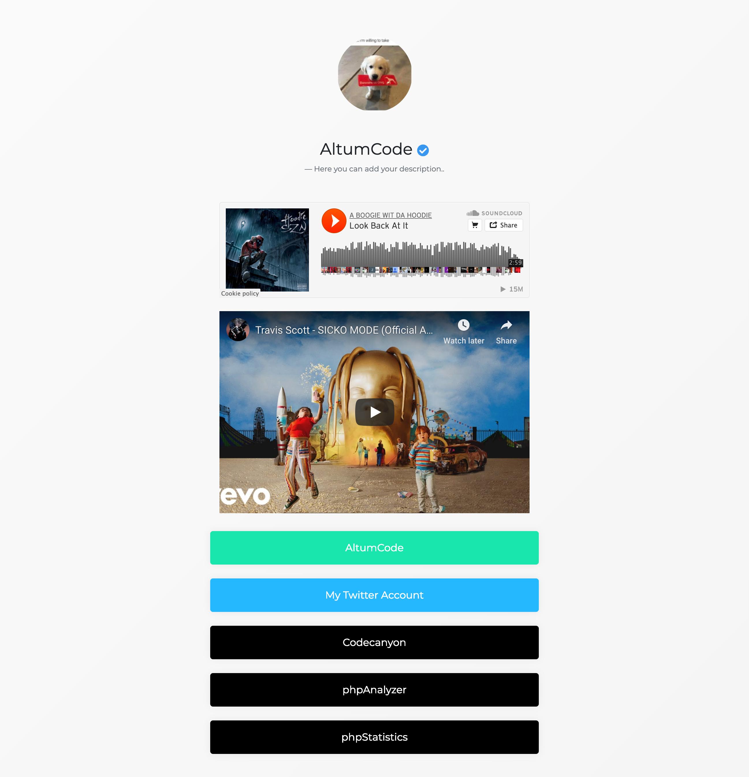 Biolinks Instagram Tiktok Bio Links Url Shortener Saas Ready Instagram Bio Instagram Bio