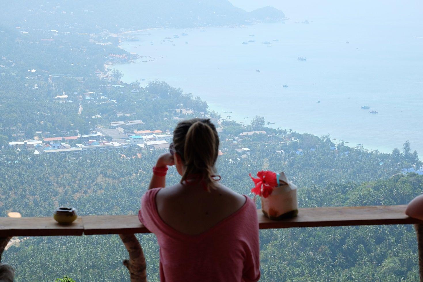 Une semaine sur l'île de Koh Tao, Thaïlande Thaïlande