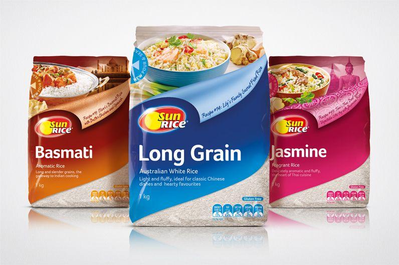 Boxer & Co.   Packaging & Branding Design   SunRice