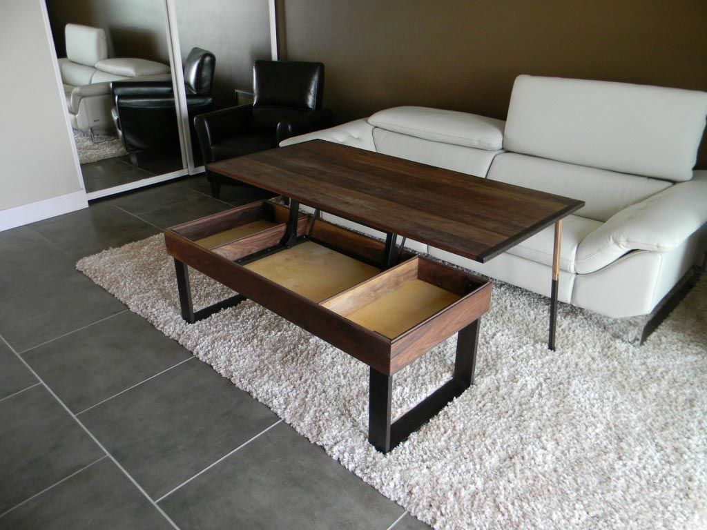 Coffee Table With Adjustable Height Coffee Tables In 2018