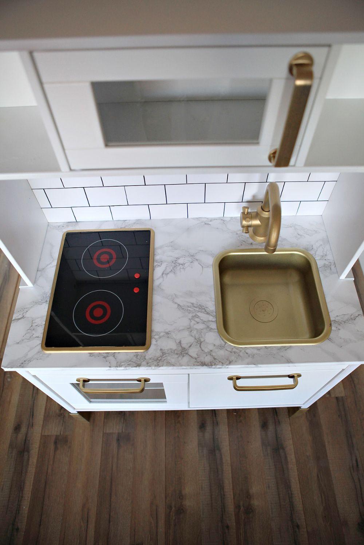 Astounding Küchen Hacks Beste Wahl Diy Ikea Play Kitchen Hack