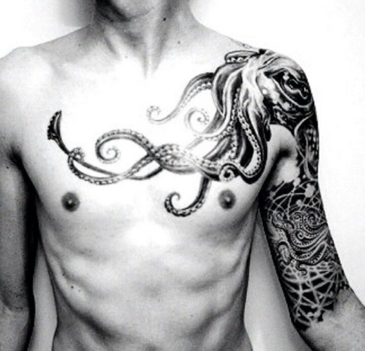 Octopus Tattoos And Meanings Octopus Tattoo Designs Squid Tattoos