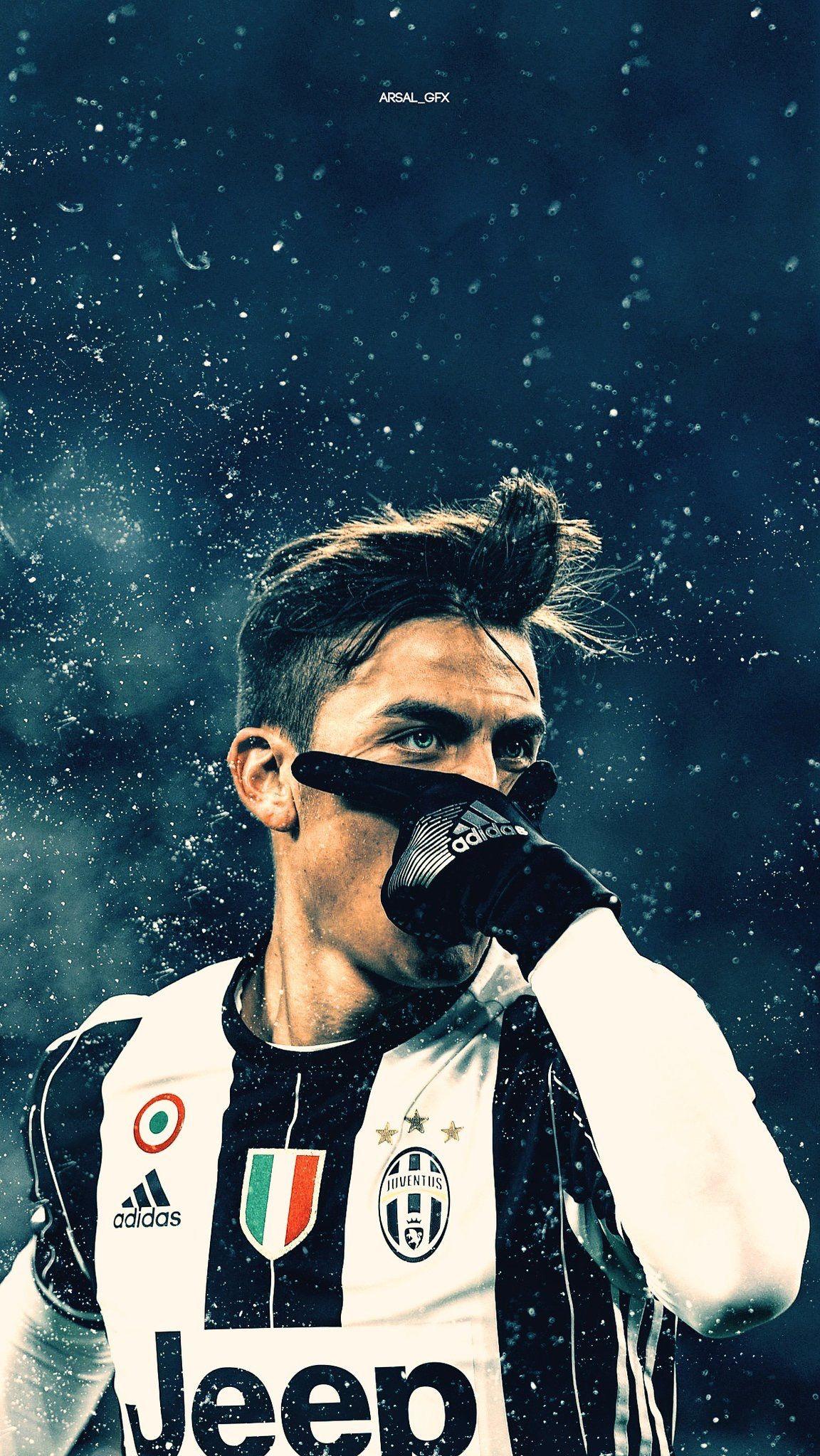 Juventus es un equipo con este jugador  abf64b920ab73