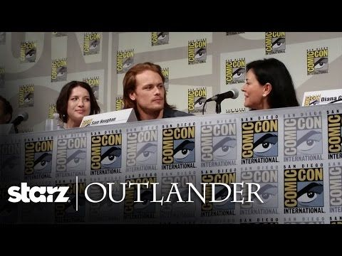 WATCH: 'Outlander' Comic-Con Panel With The Cast, Ronald D. Moore, And Diana Gabaldon