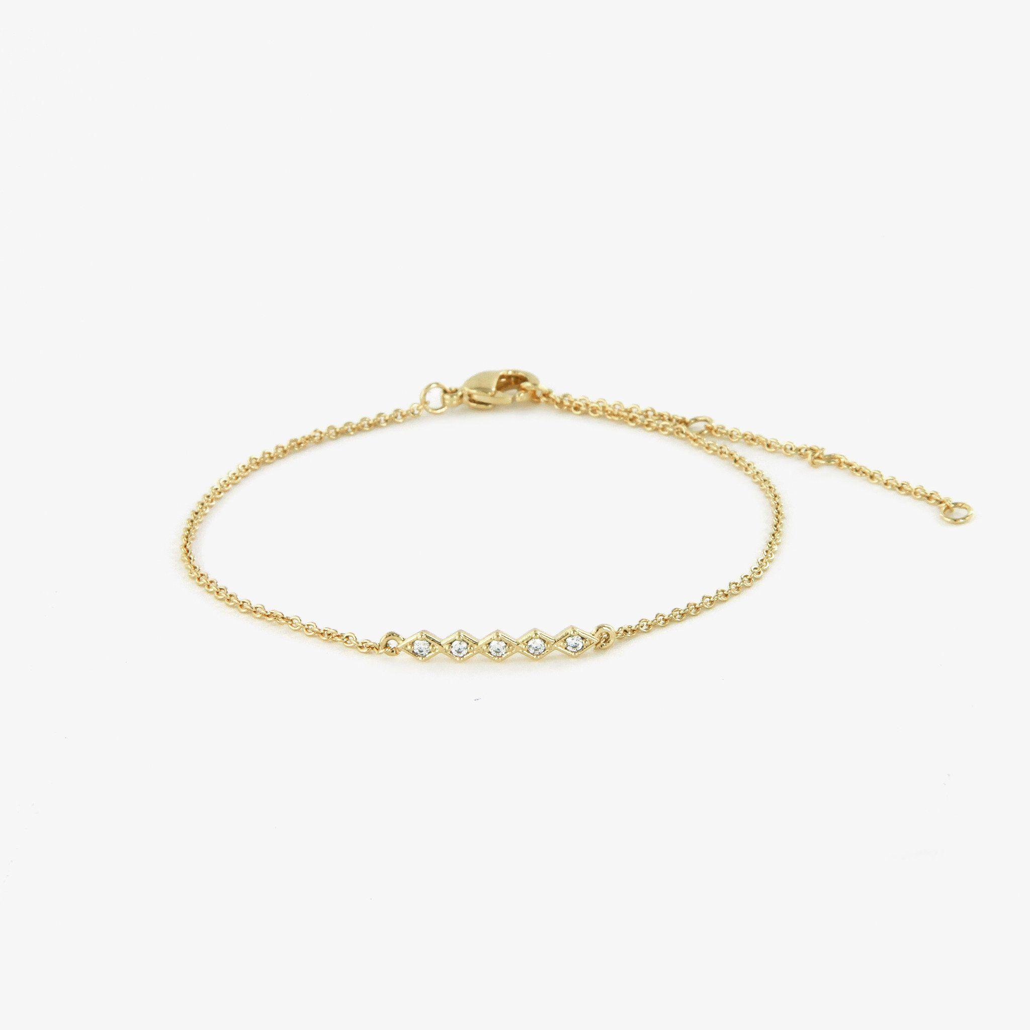 Quin gold bracelet gold bracelets pinterest bracelets diamond