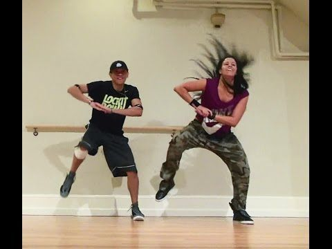 "▶ GetYourFitOnWith Tara Dance Fitness - ""Hasta Abajo"" by Yandel (Watch HD) - YouTube"
