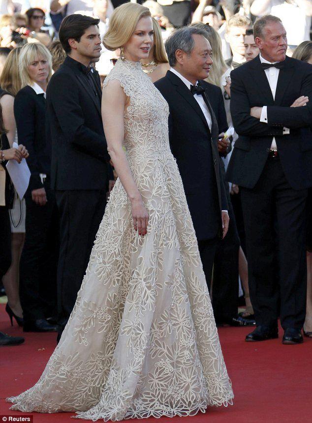 Life imitates art: Nicole Kidman pays homage to Grace Kelly in ...