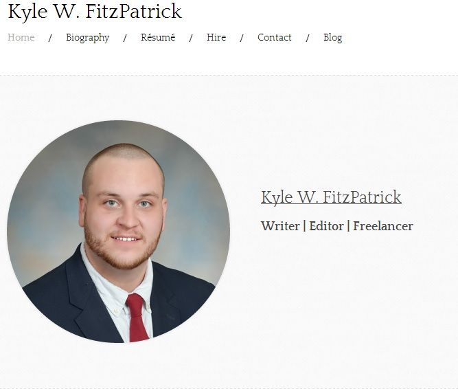 Http Www Kylewfitzpatrick Com Hire Html Editor Kyle W Fitzpatrick Is A Freelance Copy Editor Who Works Wi Public Relations Writing Jobs Freelance Writing