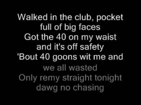 d941422b0a0c Wasted - Gucci Mane (Lyrics) - YouTube
