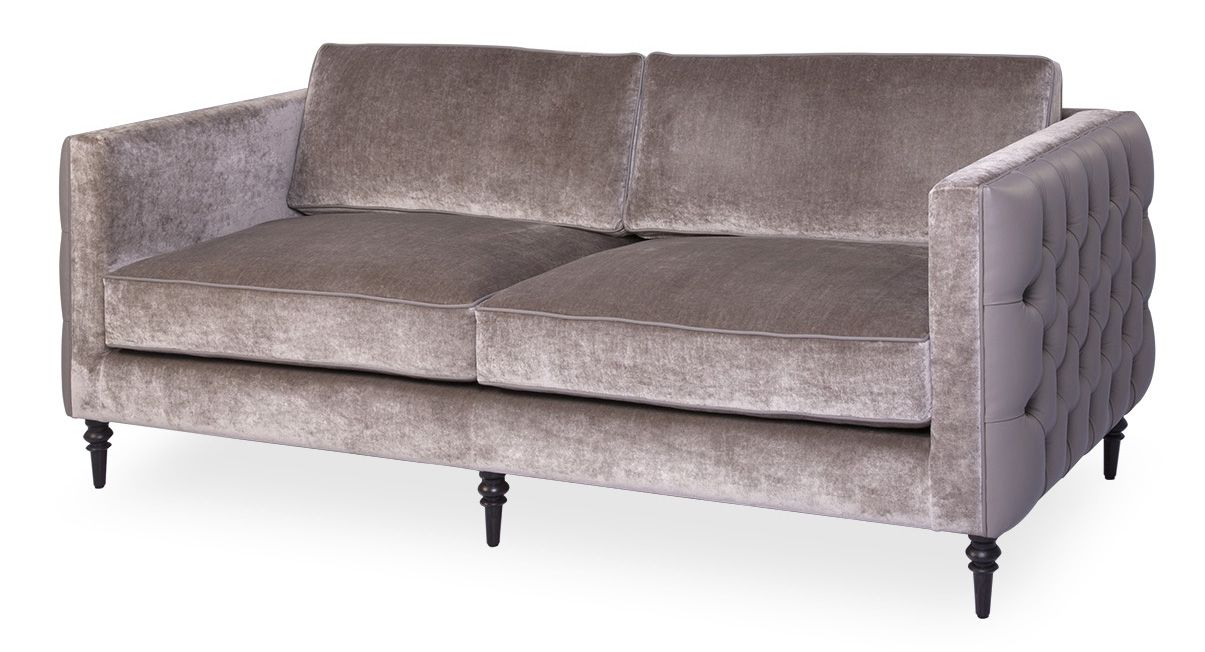Sleek And Versatile This Luxurious Contemporary Sofa Sports Deep