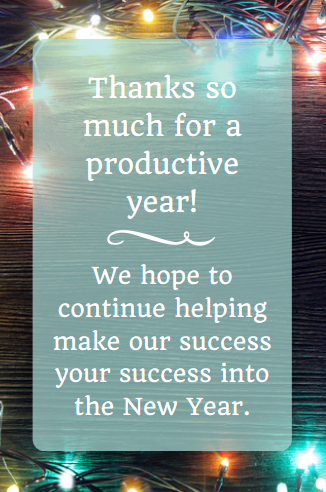 Business Thank You Messages: Examples for Christmas ...