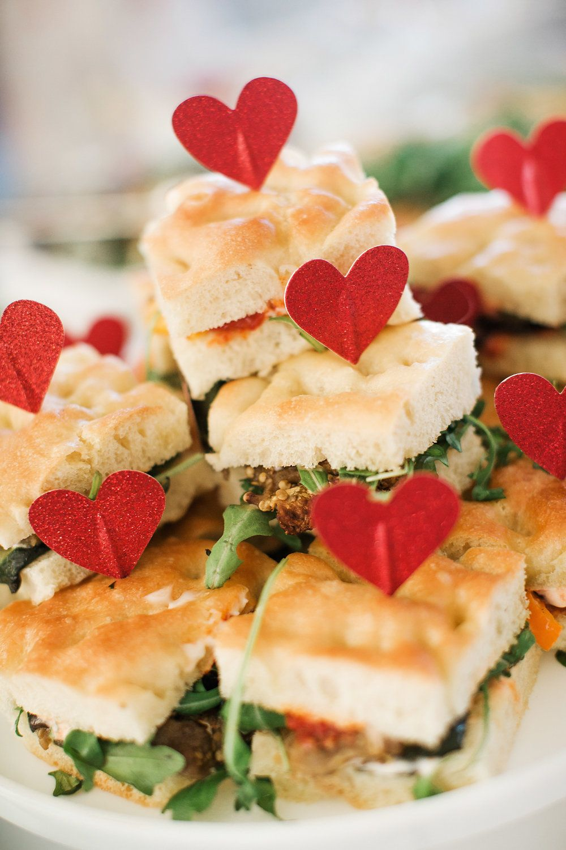 Блюда на день святого валентина с фото