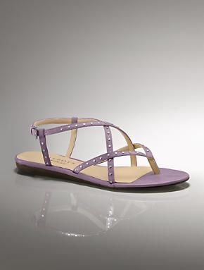Talbots Harper Studded gladiator sandals