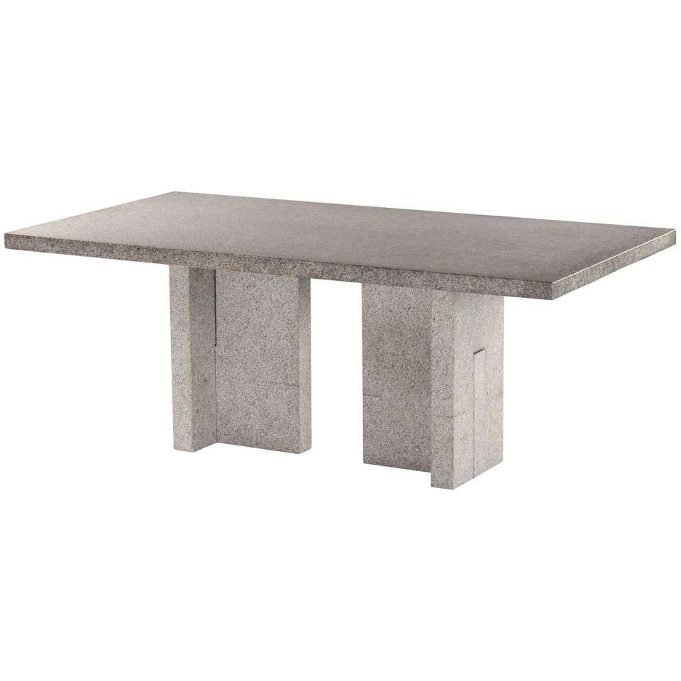 Marcel Breuer Granite Dining Table 1960s For Sale Granite