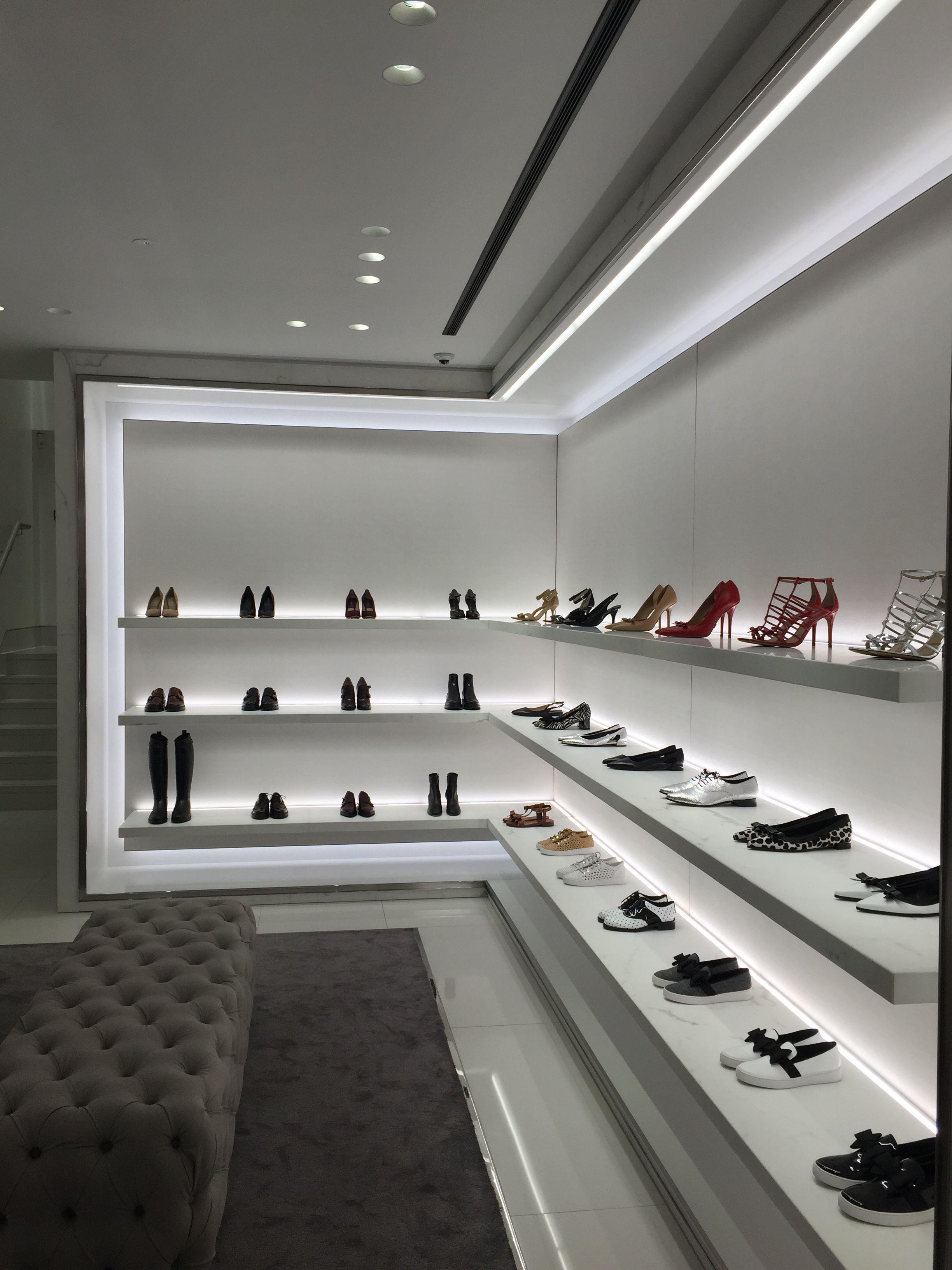 Jacob Vincent On Shoe Store Design Retail Interior Design