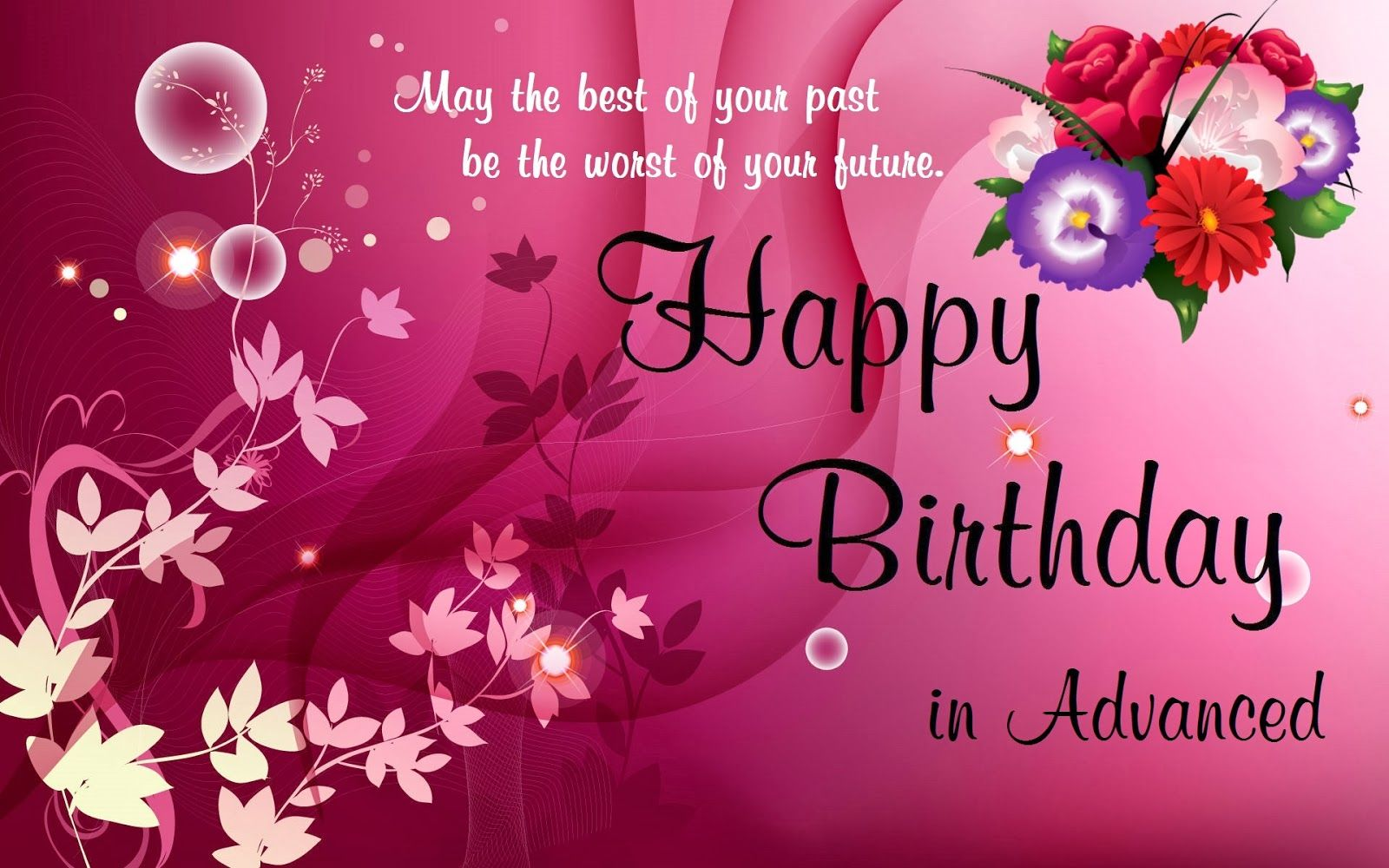 Best 5000 Happy Birthday Wishes Images Quotes Messages Greetings Cards Pict Advance Happy Birthday Happy Birthday Wishes Cards Advance Happy Birthday Wishes