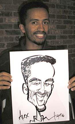 Colorado Springs Party Caricature Artists