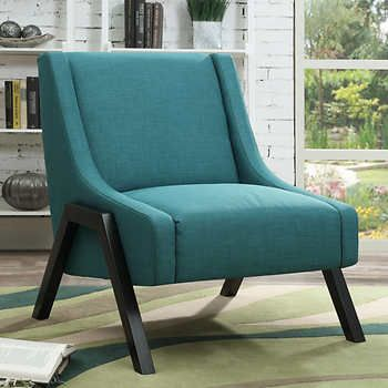 Lane Teal Accent Chair
