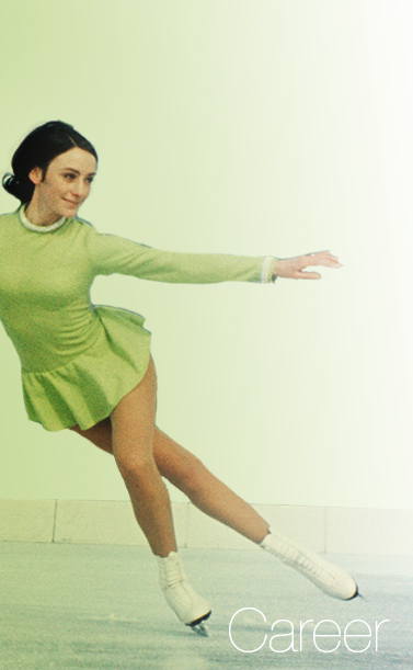 Marvelous Peggy Fleming U.S. 1968 Olympic Champion In Grenoble Plus 3 World Titles
