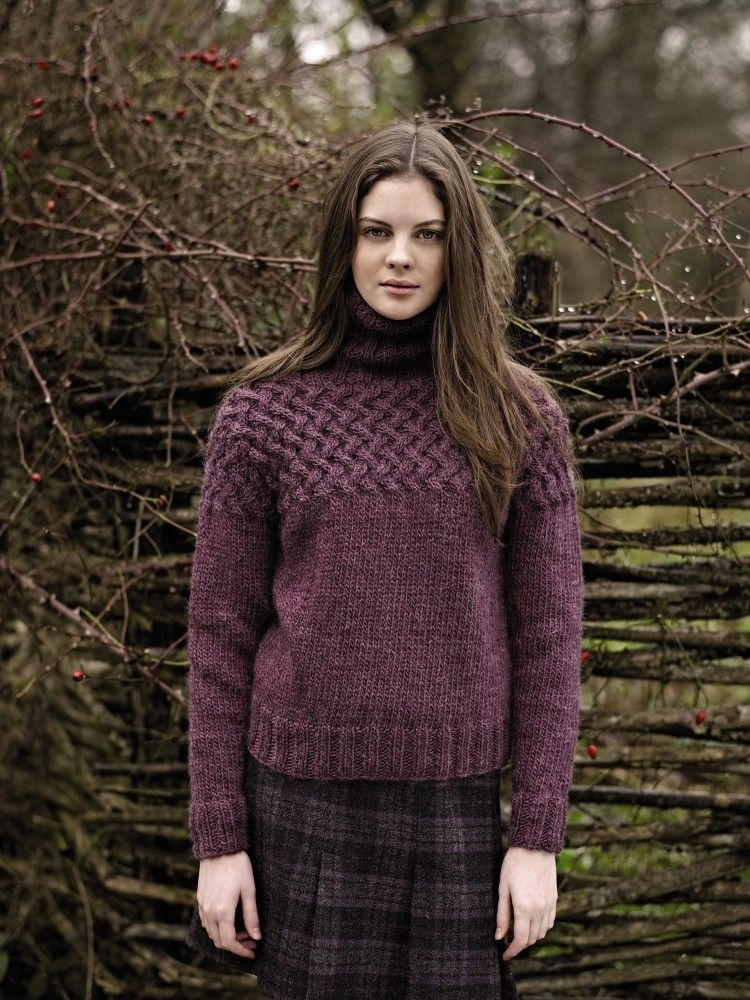 Autumn Knits by Rowan | Deramores | Autumn clothing style And colors ...