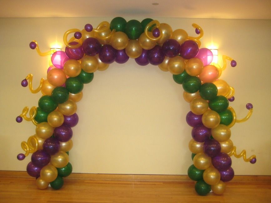 Party People Event Decorating Company: Teacher ...