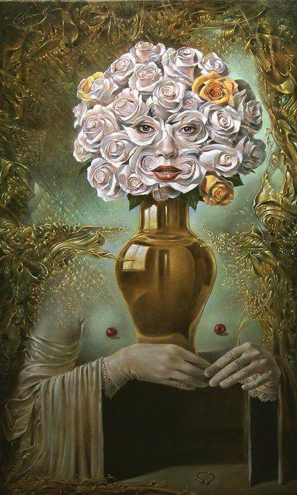 Michael Cheval, 1966 ~ Surrealist painter   Tutt'Art@   Pittura * Scultura * Poesia * Musica  
