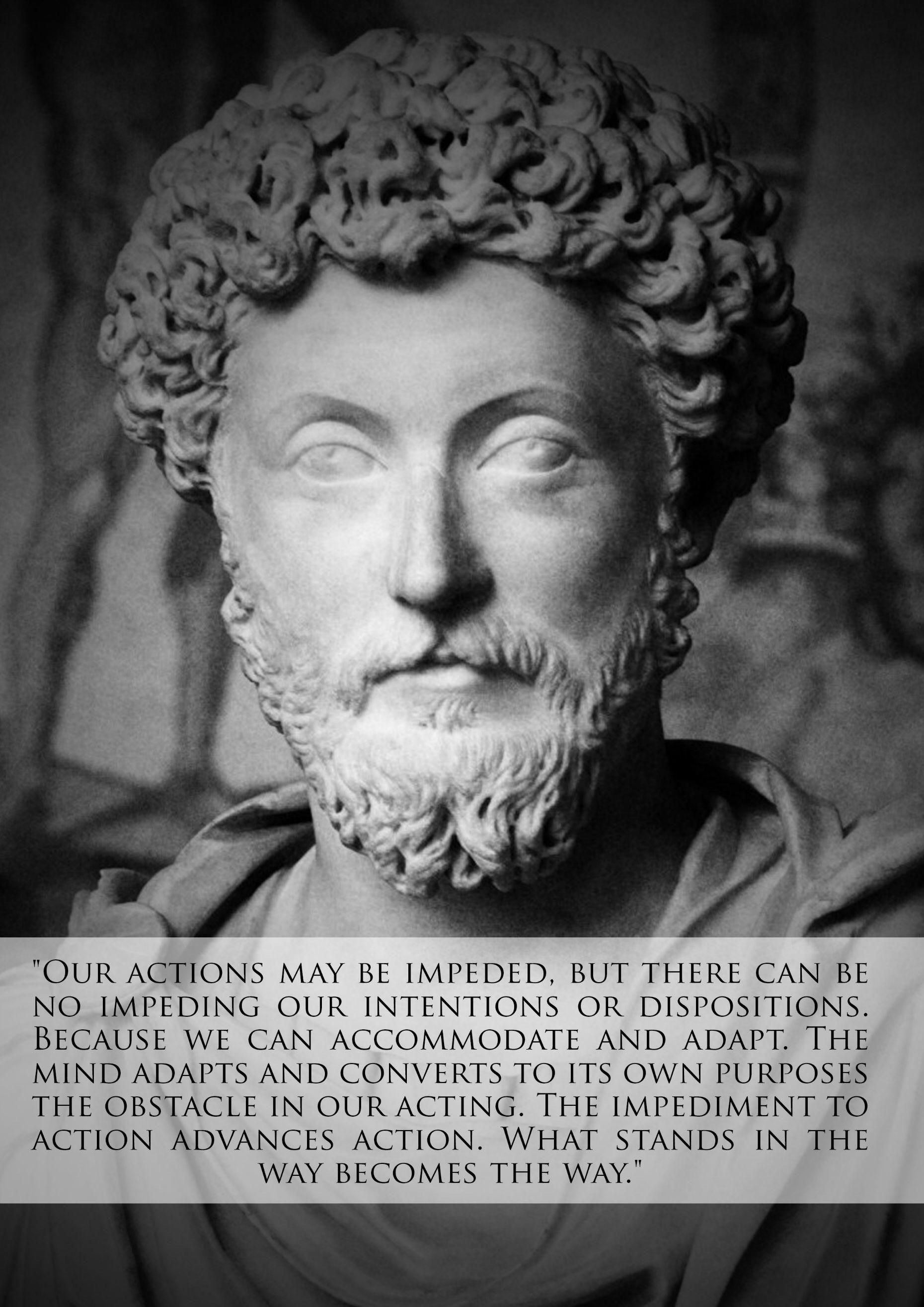 Image Marcus Aurelius Repin And Follow Motivational Quotes