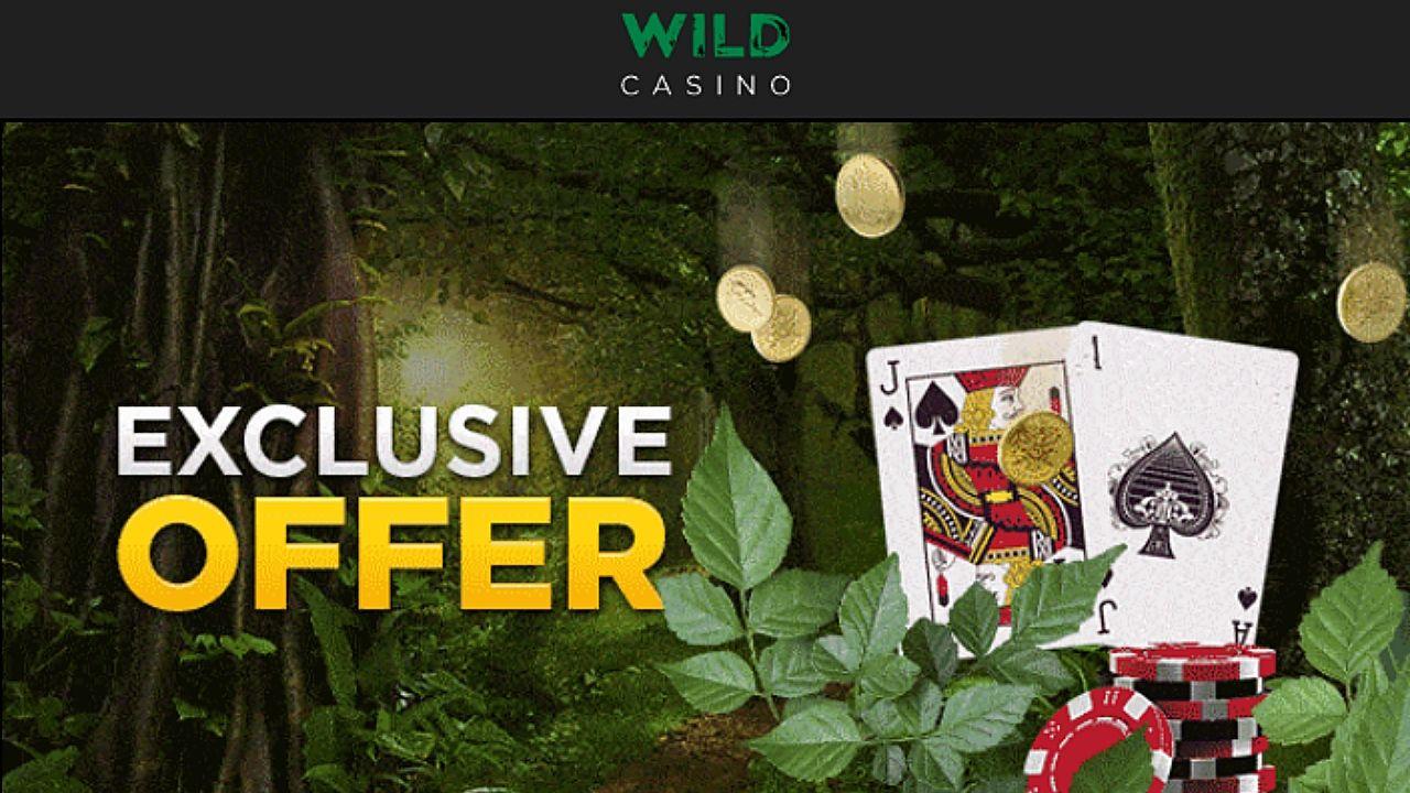 Aktionscode Wild Casino