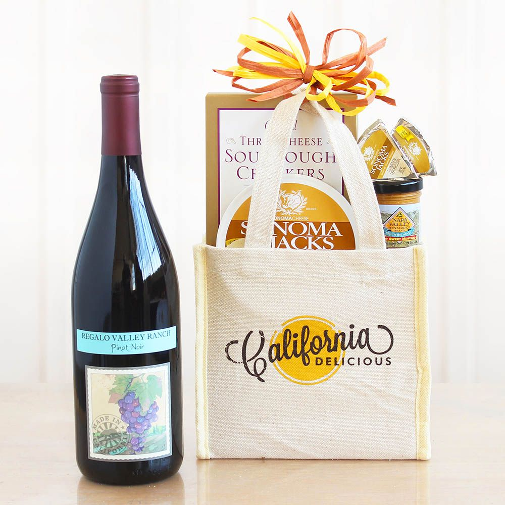 JJJ Virtual World USA California Delicious Gifts Birthday Gift Baskets Send