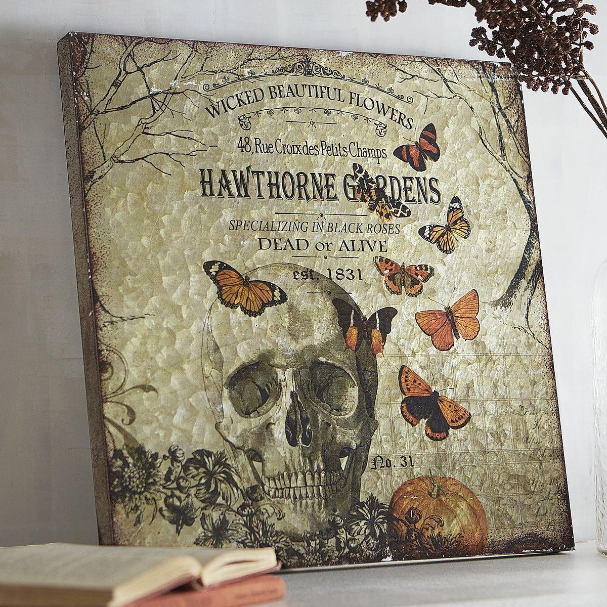 Hawthorne gardens pier 1 imports metal wall decor
